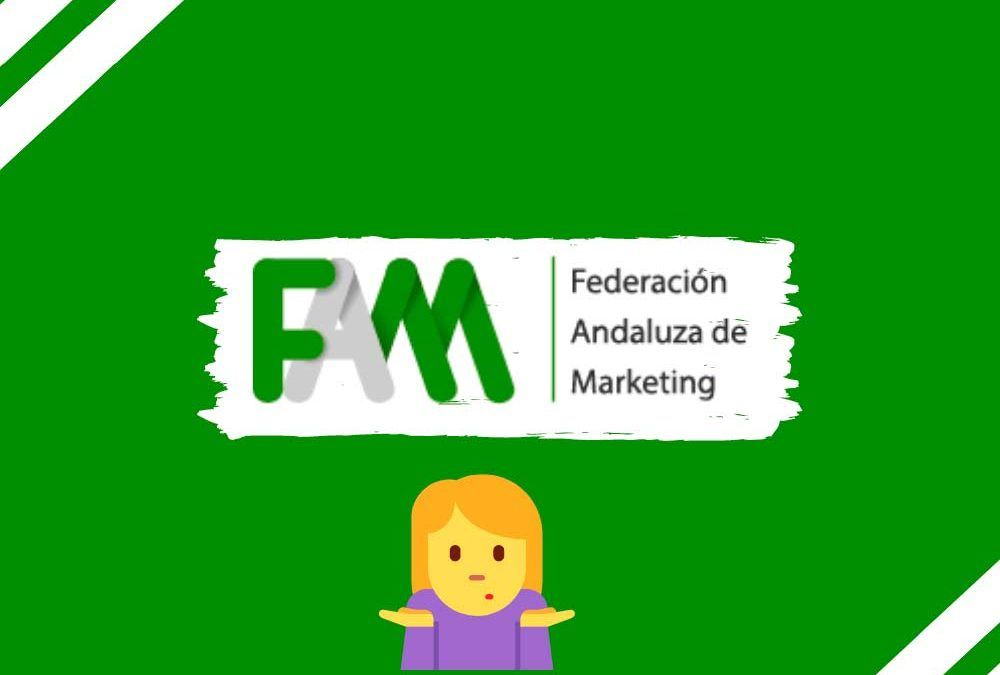 ¿Qué es la Federación Andaluza de Marketing ?
